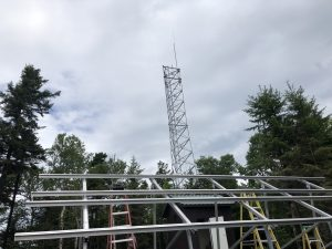 Cell tower in Speculator
