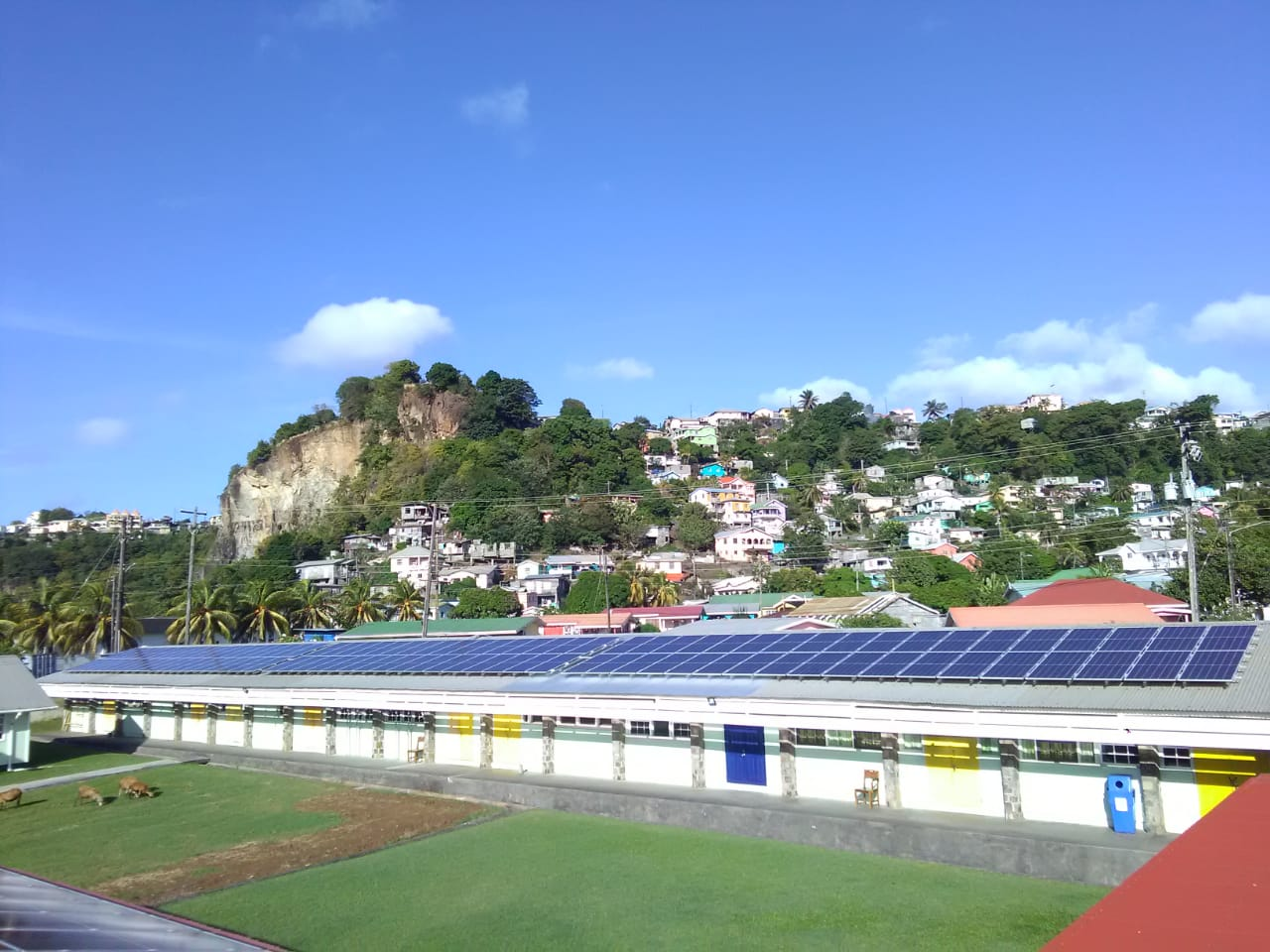 St. Lucia project